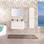 Mobile-bagno-sospeso-moderno- lavabo-colonna-specchio-Narciso-bianco (3)