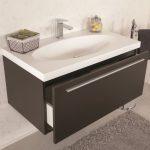 mobile-bagno-sospeso-moderno-92-cm-lavabo-colonna-specchio-edera-nero (2)