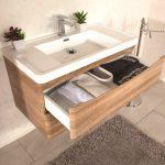Mobile-bagno-sospeso-moderno- lavabo-colonna-specchio-Narciso-rovere (6)