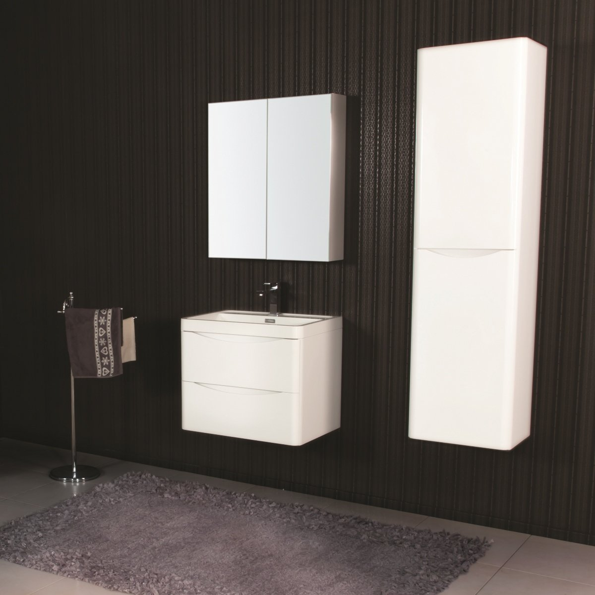 Best mobili bagno 60 cm pictures for Bagno mobile specchio