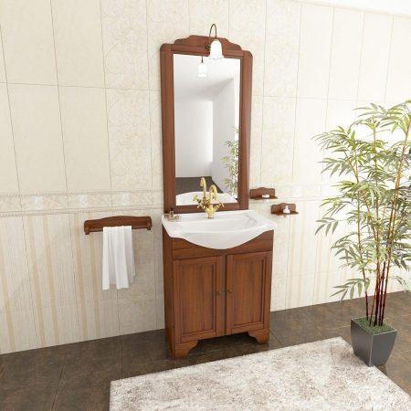 Mobile bagno classico arte povera Bucaneve