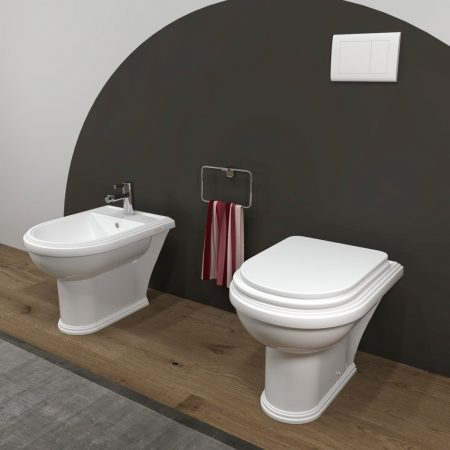 Bidet e Vaso WC omega