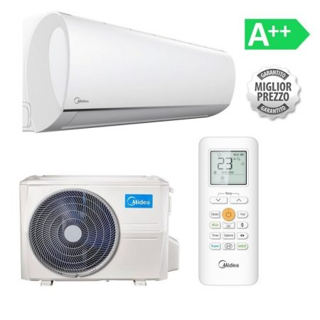 Condizionatore climatizzatore inverter Midea 12000 btu