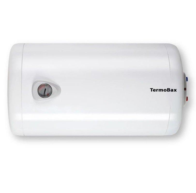 Scaldabagno elettrico scalda acqua boiler scaldino lt 80 litri orizzontale - Installazione scaldabagno elettrico ...