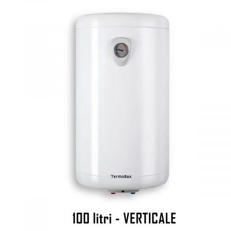 Scaldabagno elettrico scalda acqua boiler 100 litri. TermoBax