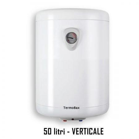 Scaldabagno elettrico scalda acqua boiler scaldino lt 50 litri verticale - Prezzi scaldabagno elettrico 50 litri ...