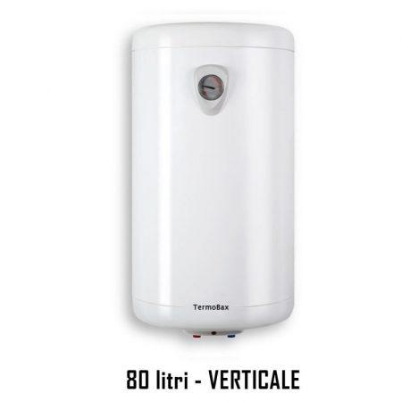 Scaldabagno elettrico scalda acqua boiler 80 litri. TermoBax