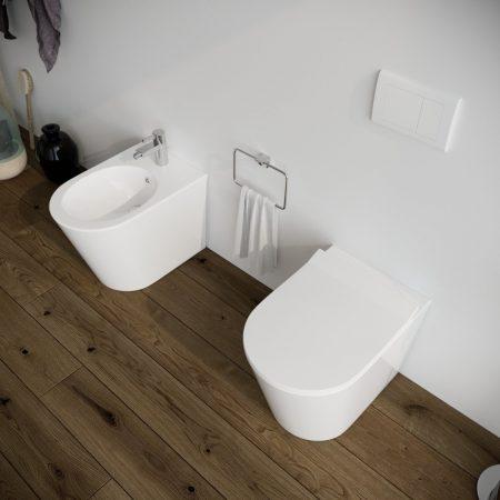 Sanitari-bagno-in-ceramica-filo-muro-vaso-wc-bidet-coprivaso-softclose-modello surf-4