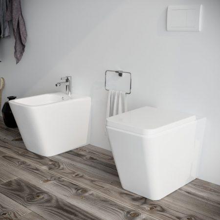 Sanitari-bagno-in-ceramica-filo-muro-vaso-wc-bidet-coprivaso-softclose-modello wave-4