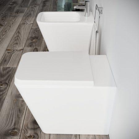 Sanitari-bagno-in-ceramica-filo-muro-vaso-wc-bidet-coprivaso-softclose-modello wave-5