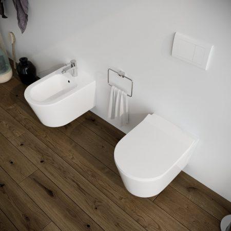 Sanitari-bagno-sospesi-in-ceramica-filo-muro-vaso-wc-bidet-coprivaso-softclose-modello surf-3