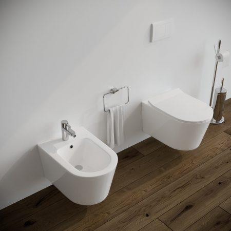 Sanitari-bagno-sospesi-in-ceramica-filo-muro-vaso-wc-bidet-coprivaso-softclose-modello surf-4