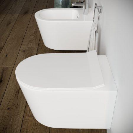 Sanitari-bagno-sospesi-in-ceramica-filo-muro-vaso-wc-bidet-coprivaso-softclose-modello surf-5