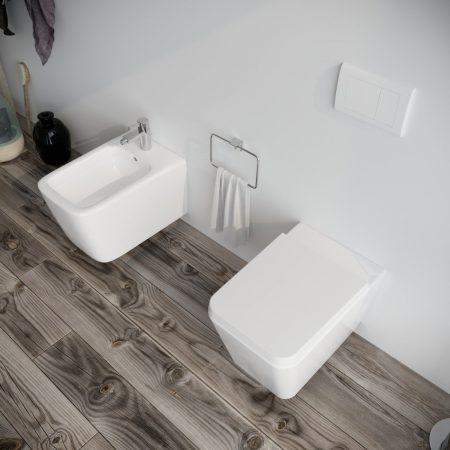 Sanitari-bagno-sospesi-in-ceramica-filo-muro-vaso-wc-bidet-coprivaso-softclose-modello wave-3