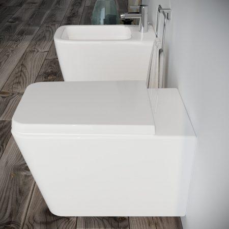 Sanitari-bagno-sospesi-in-ceramica-filo-muro-vaso-wc-bidet-coprivaso-softclose-modello wave-4