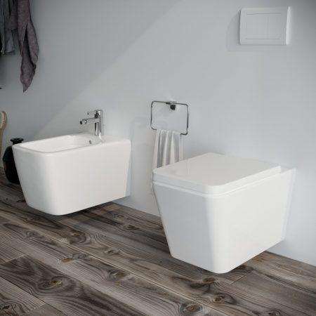 Sanitari-bagno-sospesi-in-ceramica-filo-muro-vaso-wc-bidet-coprivaso-softclose-modello wave-5