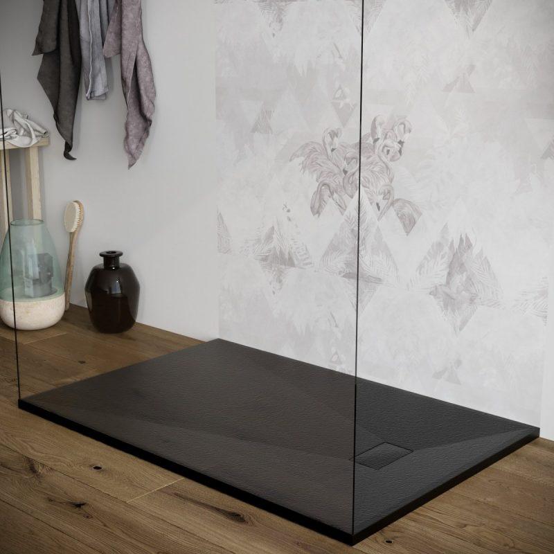 piatto-doccia-effetto-pietra-euclide-nero-2019-1a
