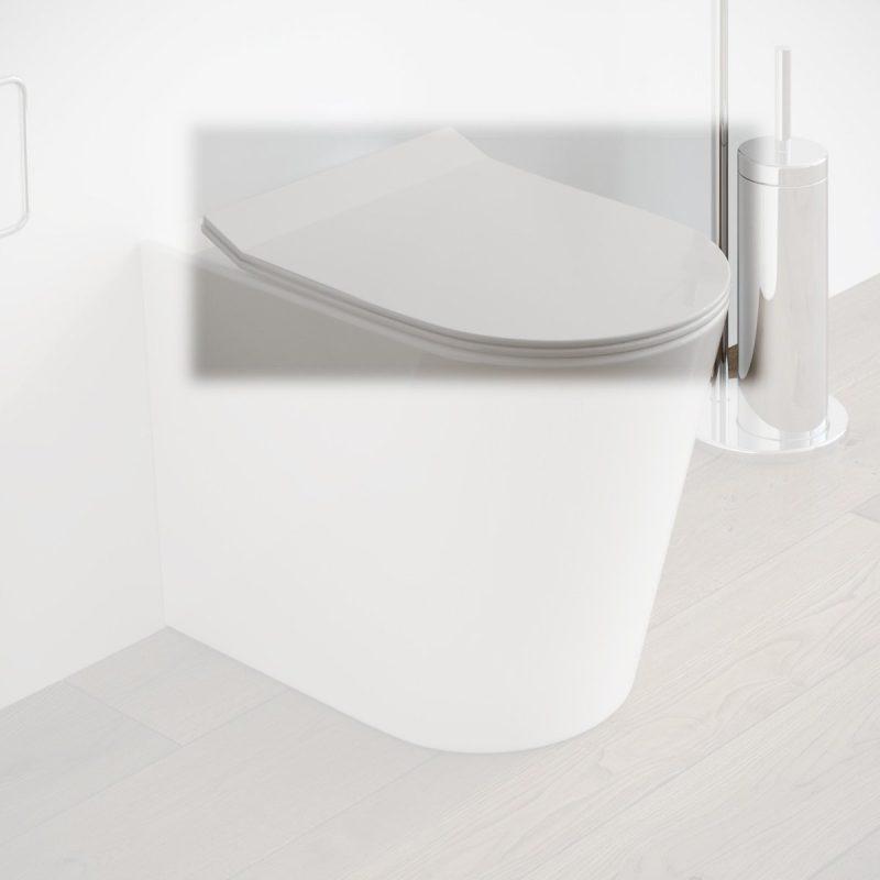 Sedile coprivaso softclose wc Surf