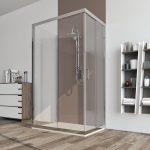 Box doccia 3 lati 6mm cristallo trasparente – palma 01-2019