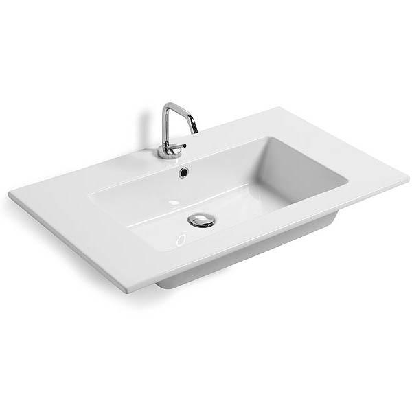 Lavabo Per Mobile Bagno Da 80 Cm Marinelligroup
